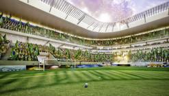 Pernambuco Arena / Fernandes Arquitetos Associados