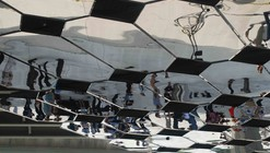 Public Art Sculpture Mirage / Paul Raff Studio