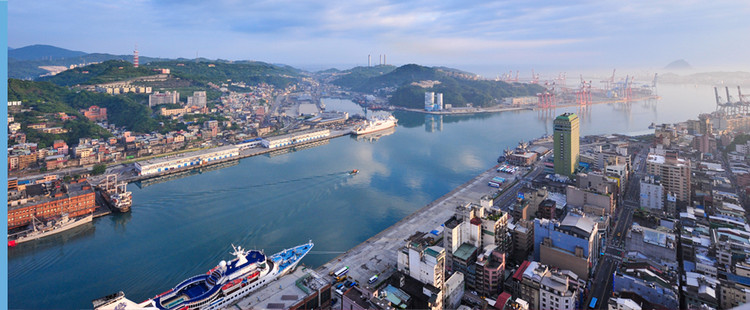 Courtesy of New Keelung Harbor Service Building Competition Website