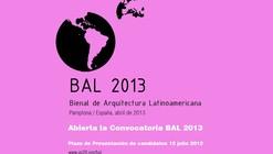 Abierta la Convocatoria para la BAL 2013