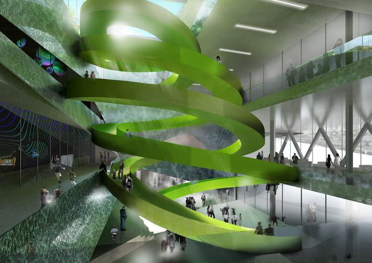 Atrium © CEBRA