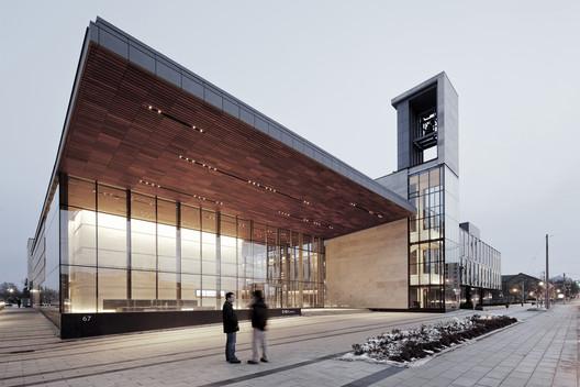 Balsillie School of International Affairs, CIGI Campus, Canada / Kuwabara Payne McKenna Blumberg Architects © cMMezulis