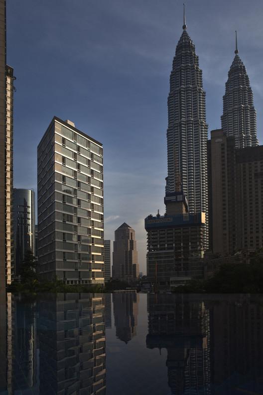 One KL, Kuala Lumpur, Malaysia / SCDA Architects © Albert Lim