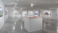 Richard Meier Retrospective Exhibition in Mexico City