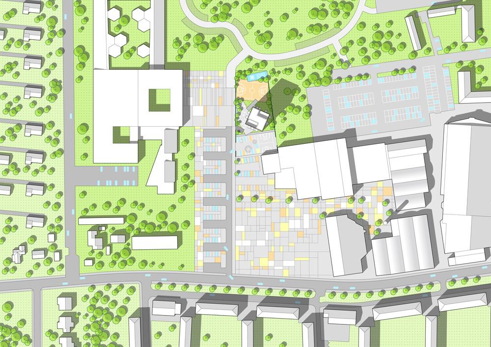 E classroom proposed plan
