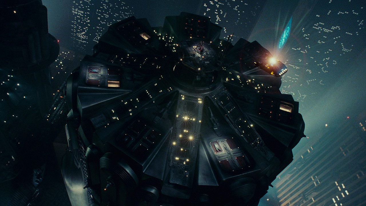 Films architecture blade runner archdaily for Blade runner