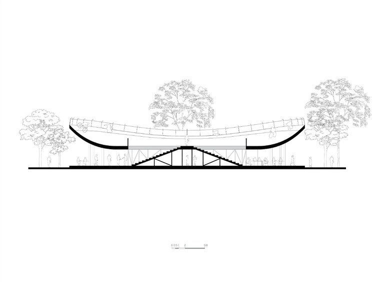 Section A - Courtesy of NL Architects