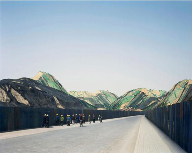 Future Olympic Park, China. 2007 © Bas Princen
