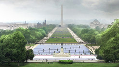 National Mall Winning Design Proposal for Union Square / Gustafson Guthrie Nichol + Davis Brody Bond