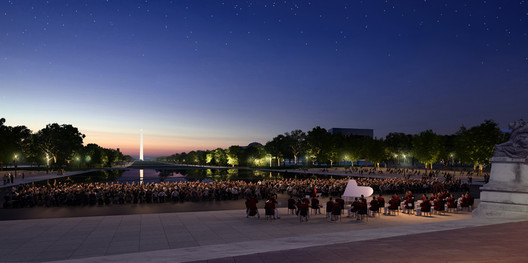 View from The Grant Memorial - Courtesy of GGN, © Methanoia