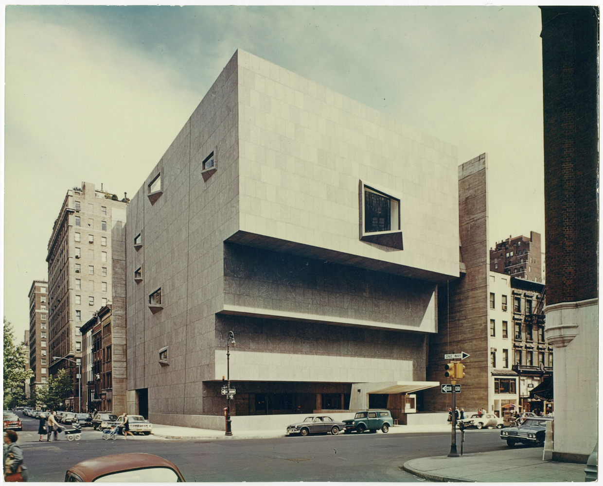 Gallery of syracuse university unveils first phase of marcel breuer digital a - Marcel breuer architecture ...