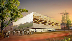 SADAR + VUGA wins first prize in University College Ghent Competition