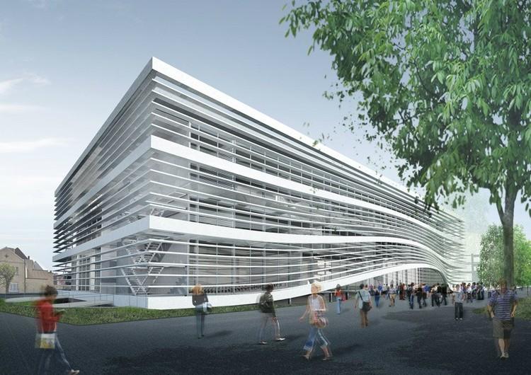 SOAG Building - Courtesy of SADAR + VUGA
