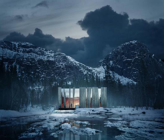 © Mir & Stein Hamre Arkitektkontor As