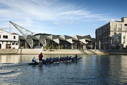 Te Wharewaka by architecture+