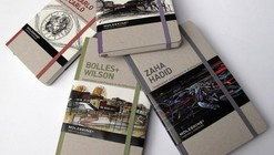 Facebook 500,000 Fans Giveaway: Moleskine - Inspiration and Process in Architecture