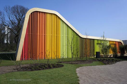 Spain Pavilion   © Thomas Mayer