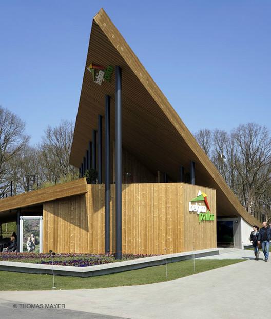 Belgium Pavilion | © Thomas Mayer