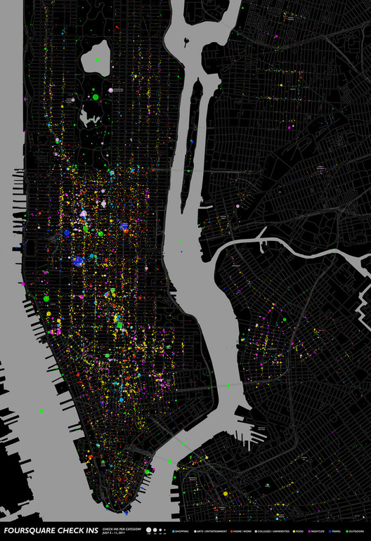 New York © Spatial Information Design Lab