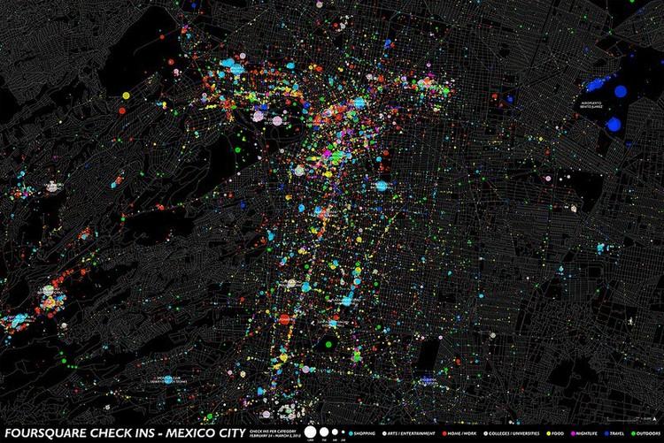 Mexico City © Spatial Information Design Lab