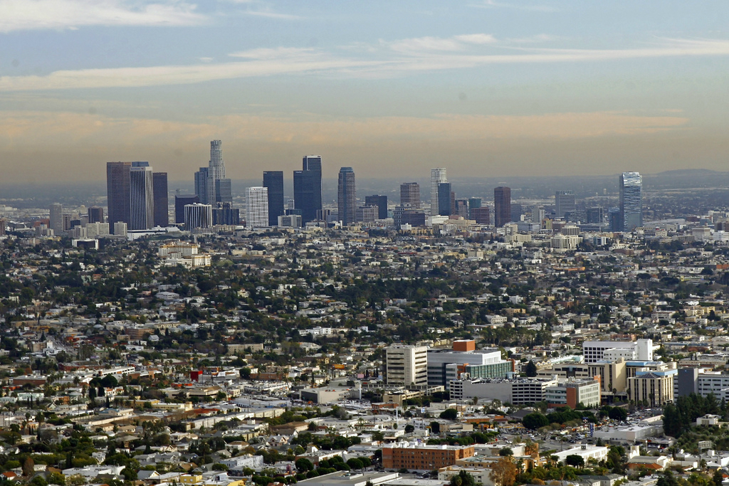 Los Angeles metropolitan area - Wikipedia