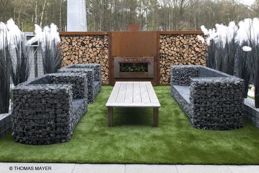 Pavilion, 7922 Green Entrepreneurs Make Living Natural   © Thomas Mayer