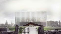 New Våler Church Proposal / Martina Engblom & Ragnar Eythorsson