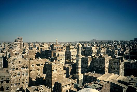 Sana'a, Yemen © eesti via flickr