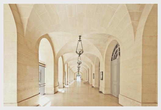 Odeon Corridor, Paris © Franck Bohbot