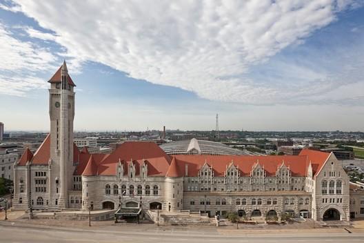exterior St. Louis Union Station