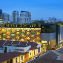 "A Glowing Lantern for  ""Little India""; Singapura / Robert Greg Shand Architects and Urban Design - URBNarc. Cortesia de World Architecture Festival"
