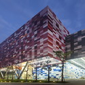 Tucheng Community Sports Center; Taiwan / QLAB. Cortesia de World Architecture Festival