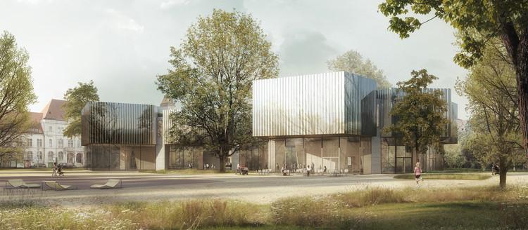 Tercer lugar: Berrel Berrel Kräutler AG. Imagen cortesía de Bauhaus Dessau