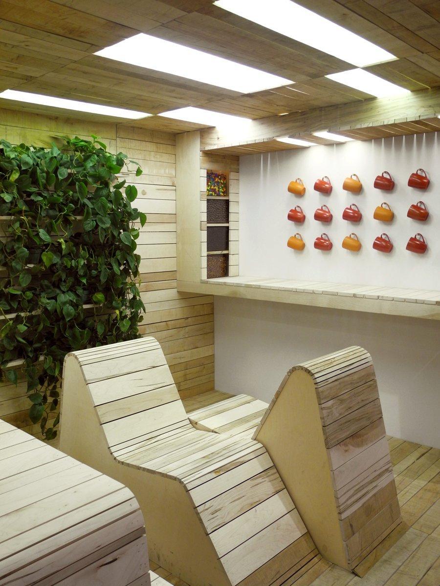 Gallery Of Pop Up Office Installation Dubbeldam