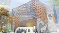 'Open Exchange' Green Square Library and Plaza Competition Entry / MODU