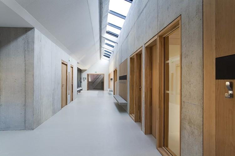 Benfeld Aristide Briand Primary School / Lionel Debs Architectures ...