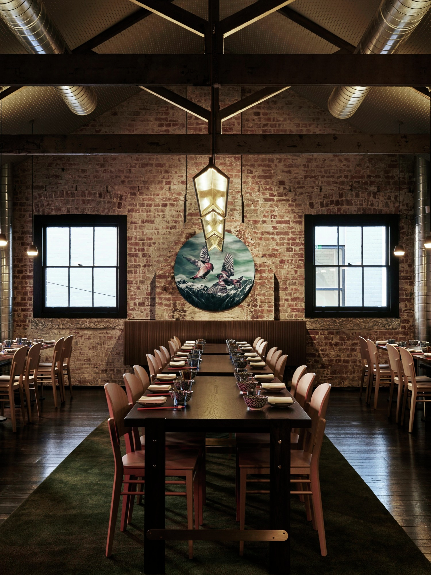 Lee Ho Fook Duckboard Place Techne Architecture