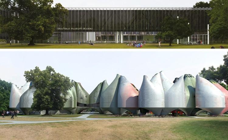 Foundation Bauhaus Dessau Announces Winners of Bauhaus Museum Competition