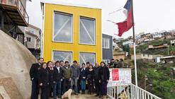 Inauguran Casa FENIX, vivienda sustentable costeada con subsidios para la reconstrucción de Valparaíso