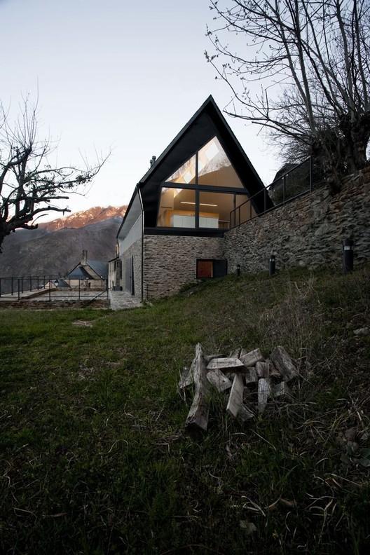 Casa Guinovart Florensa. Imagen © Santiago Garcés