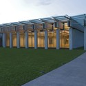 Renzo Piano Pavilion at Kimbell Art Museum. Image © Robert Polidori