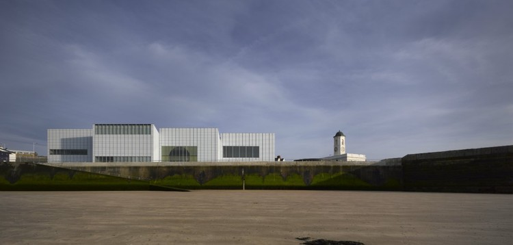 Turner Contemporary, Kent by David Chipperfield Architects © Richard Bryant