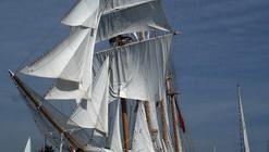 [Arquitectura Naval] Los Barcos de la Regata Bicentenario en la Bahía de Valparaíso