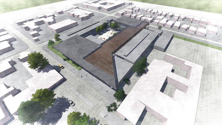 Cortesía de T8 Arquitectos + Patricio Durán