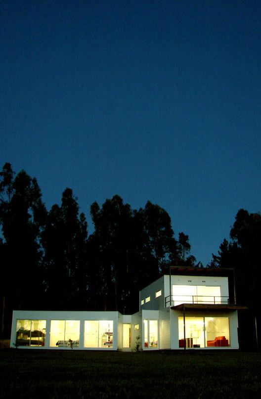 Fortuño's House, Jean Paul Eyssautier (2007)