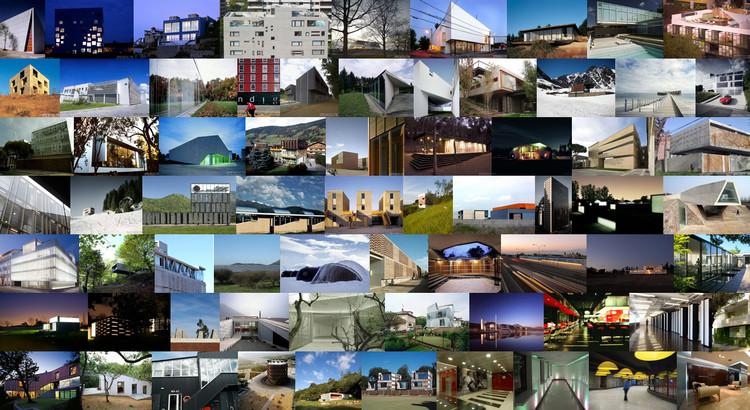 Vota por la obra del año 2007 en Plataforma Arquitectura