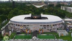 Berlín: Adidas-Arena 1:3 // Estadios del mundial