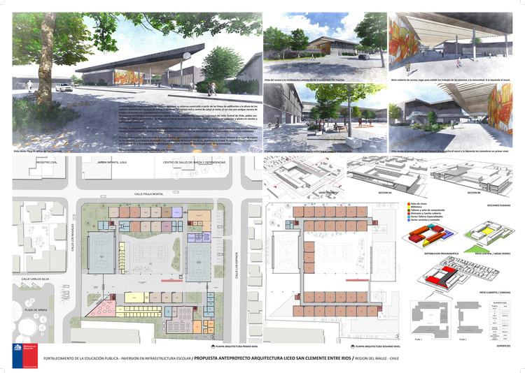 Lámina. Image Cortesía de T8 Arquitectos + Patricio Durán