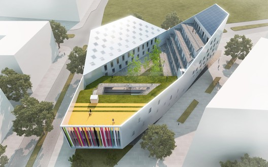Courtesy of JDS Architects