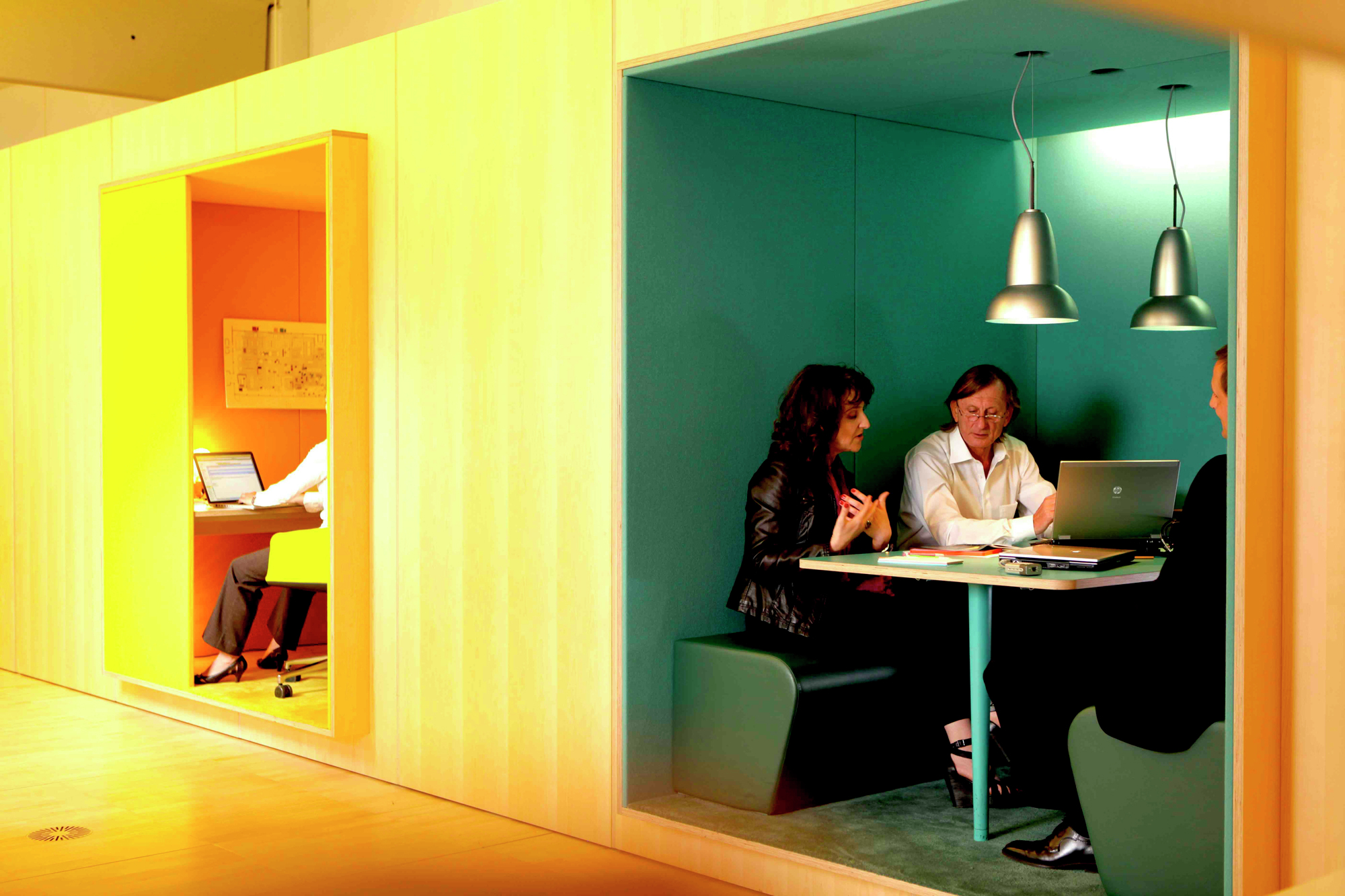 Gallery Of The Citizen Office Concept By Vitra